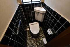 トイレの様子。(2018-01-29,共用部,TOILET,1F)