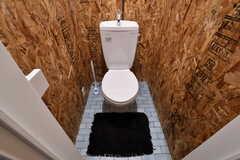 ウォシュレット付きトイレの様子。(2018-02-14,共用部,TOILET,2F)