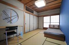 専有部の様子。(506号室)(2013-09-18,専有部,ROOM,5F)