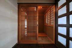 専有部の入り口。(509号室)(2013-09-18,専有部,ROOM,5F)