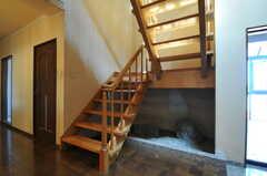 階段の様子。(2013-09-18,共用部,OTHER,5F)