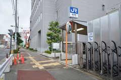 JR東西線・御幣島駅の様子。(2015-09-01,共用部,ENVIRONMENT,1F)