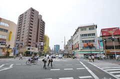 JR大阪環状線・野田駅前の様子。(2012-07-13,共用部,ENVIRONMENT,1F)