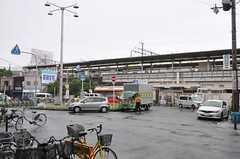 JR東海道本線・塚本駅の様子。(2011-09-04,共用部,ENVIRONMENT,1F)