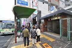 市営地下鉄谷町線・喜連瓜破駅の様子。(2013-11-10,共用部,ENVIRONMENT,1F)