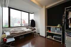 住人さんの部屋の様子。(805号室)(2014-05-16,専有部,ROOM,8F)