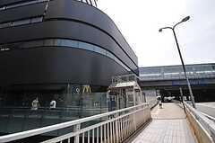 各線・新大阪駅の様子。(2014-05-16,共用部,OTHER,1F)
