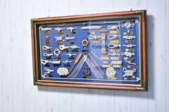 船舶をイメージした装飾。(2017-12-11,共用部,OTHER,2F)