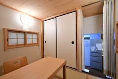 秘密の小部屋2。(2017-12-11,共用部,LIVINGROOM,2F)