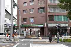 大阪市営地下鉄千日前線・阿波座駅前の様子。(2017-12-11,共用部,ENVIRONMENT,1F)
