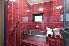バスルームの様子。(2017-10-25,共用部,BATH,1F)