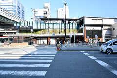 各線・森ノ宮駅の様子2。(2017-04-04,共用部,ENVIRONMENT,1F)