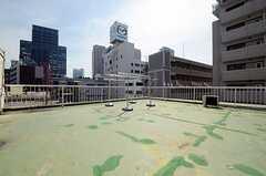 屋上の様子2。(2013-03-15,共用部,OTHER,5F)