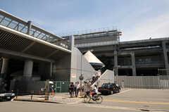 各線・新大阪駅の様子。(2011-08-08,共用部,ENVIRONMENT,1F)