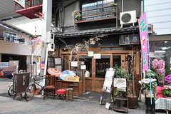 有名なインドカレーのお店「旧ヤム邸」。(2017-04-04,共用部,ENVIRONMENT,1F)