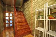 階段の様子。(2012-12-18,共用部,OTHER,1F)