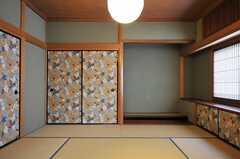 専有部の様子。(203号室)(2012-12-18,専有部,ROOM,2F)