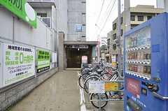 地下鉄千日前線・新深江駅の様子。(2015-09-03,共用部,ENVIRONMENT,1F)
