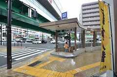 地下鉄中央線・深江橋駅の様子。(2015-09-03,共用部,ENVIRONMENT,1F)