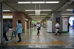 JR環状線・寺田町駅の様子。(2015-11-02,共用部,ENVIRONMENT,1F)