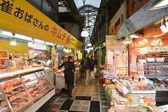 各線・鶴橋駅近くの路地2。(2015-03-16,共用部,ENVIRONMENT,1F)