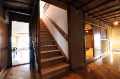 階段の様子。(2010-11-27,共用部,OTHER,5F)