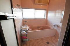 バスルームの様子。(2010-11-27,共用部,BATH,5F)