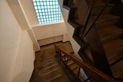 階段の様子。(2017-07-12,共用部,OTHER,4F)
