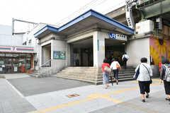 JR・弁天町駅の様子。(2017-07-12,共用部,ENVIRONMENT,1F)