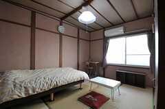 専有部の様子。(208号室)(2012-01-13,専有部,ROOM,2F)