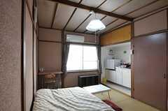 専有部の様子2。(208号室)(2012-01-13,専有部,ROOM,2F)