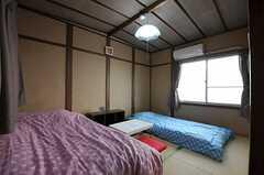 専有部の様子。2名入居も可能です。(205号室)(2012-01-13,専有部,ROOM,2F)