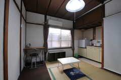 専有部の様子2。(101号室)(2012-01-13,専有部,ROOM,1F)