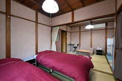 専有部の様子5。モデルルームです。(209号室)(2019-01-17,専有部,ROOM,2F)
