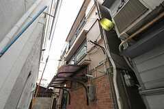 シェアハウスの外観。(2012-12-18,共用部,OUTLOOK,1F)