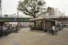 各線・日本橋駅前の様子。(2012-12-18,共用部,ENVIRONMENT,1F)