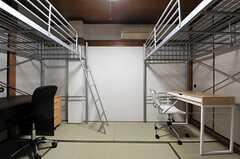 ドミトリーの様子。(301号室)(2013-10-29,専有部,ROOM,3F)