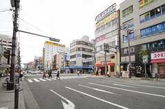 各線・日本橋駅前の様子。(2013-10-29,共用部,ENVIRONMENT,1F)