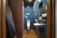 トイレの様子。(2020-03-24,共用部,TOILET,1F)