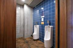男性専用トイレ。(2020-03-24,共用部,TOILET,2F)