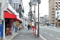 各線・西九条駅前の様子。(2020-03-24,共用部,ENVIRONMENT,1F)