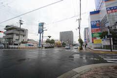 JR東西線・御幣島駅前の様子(2014-12-10,共用部,ENVIRONMENT,1F)