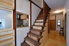 階段の様子。(2019-05-15,共用部,OTHER,1F)
