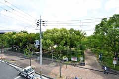 屋上から見える景色。(2019-05-15,共用部,OTHER,3F)