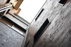 雰囲気のある外壁。(2014-06-09,共用部,OTHER,1F)