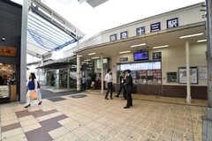 各線・十三駅の様子。(2017-05-16,共用部,ENVIRONMENT,1F)