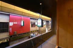 窓の外はこんな感じ。(2020-07-01,共用部,LIVINGROOM,2F)