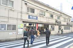 阪急淡路駅の様子。(2017-03-20,共用部,ENVIRONMENT,1F)