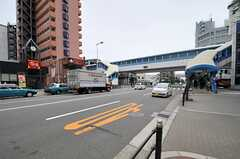 大阪市絵地下鉄中央線・大阪港駅の様子。(2013-08-23,共用部,ENVIRONMENT,6F)
