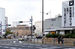 各線・北浜駅の様子。(2016-01-21,共用部,ENVIRONMENT,1F)